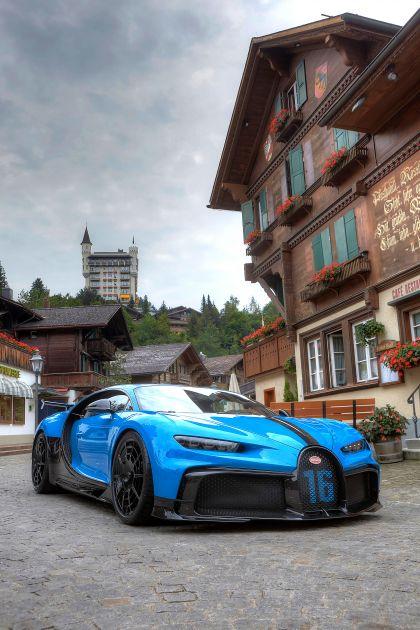 2020 Bugatti Chiron Pur Sport 115