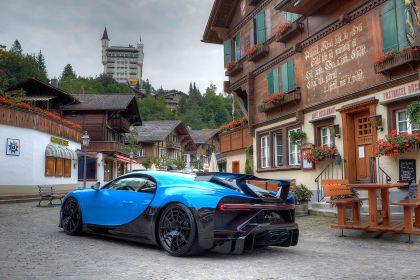 2020 Bugatti Chiron Pur Sport 116