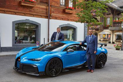 2020 Bugatti Chiron Pur Sport 117