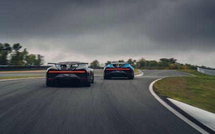 2020 Bugatti Chiron Pur Sport 129