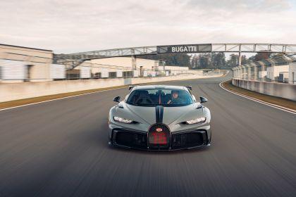 2020 Bugatti Chiron Pur Sport 136