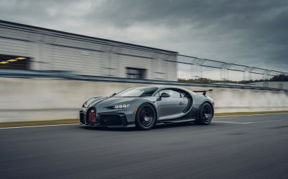 2020 Bugatti Chiron Pur Sport 143