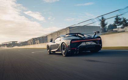 2020 Bugatti Chiron Pur Sport 154