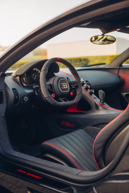 2020 Bugatti Chiron Pur Sport 158