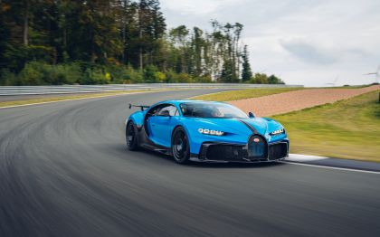 2020 Bugatti Chiron Pur Sport 171