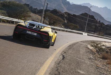 2020 Bugatti Chiron Pur Sport 180
