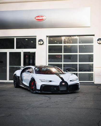 2020 Bugatti Chiron Pur Sport 186