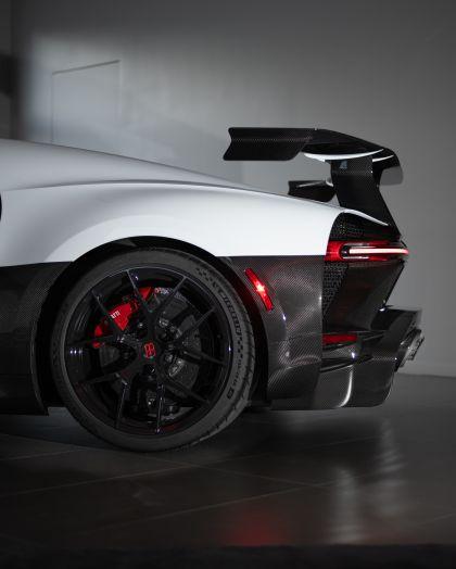2020 Bugatti Chiron Pur Sport 192