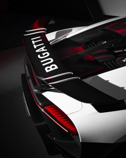 2020 Bugatti Chiron Pur Sport 193