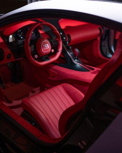 2020 Bugatti Chiron Pur Sport 196