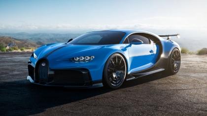2020 Bugatti Chiron Pur Sport 1