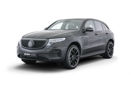 2020 Mercedes-Benz EQC 400 4Matic by Brabus 1