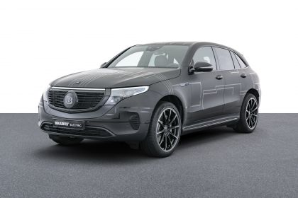 2020 Mercedes-Benz EQC 400 4Matic by Brabus 6