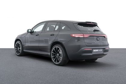 2020 Mercedes-Benz EQC 400 4Matic by Brabus 8