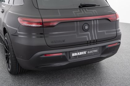 2020 Mercedes-Benz EQC 400 4Matic by Brabus 20