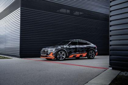 2020 Audi e-Tron Sportback S concept 2