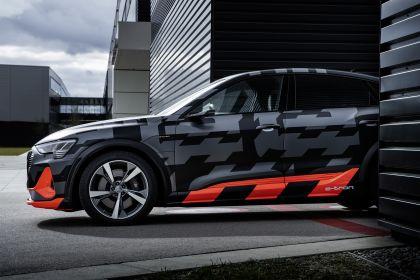 2020 Audi e-Tron Sportback S concept 5