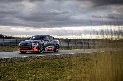 2020 Audi e-Tron Sportback S concept 7