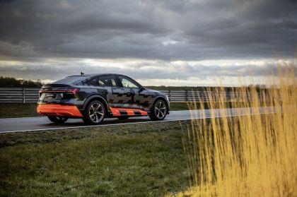 2020 Audi e-Tron Sportback S concept 8