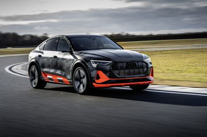 2020 Audi e-Tron Sportback S concept 13
