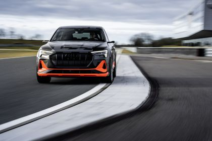 2020 Audi e-Tron Sportback S concept 19