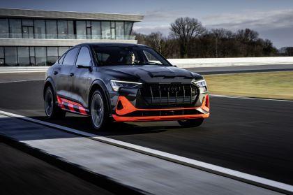 2020 Audi e-Tron Sportback S concept 45
