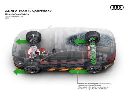 2020 Audi e-Tron Sportback S concept 56