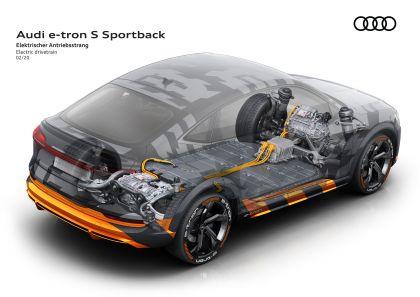 2020 Audi e-Tron Sportback S concept 59