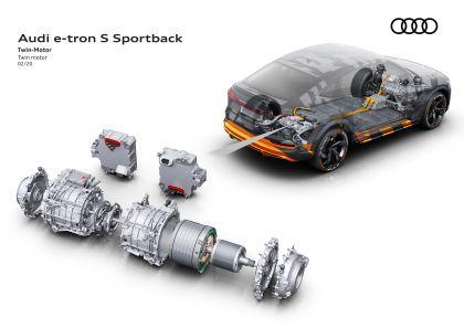 2020 Audi e-Tron Sportback S concept 60