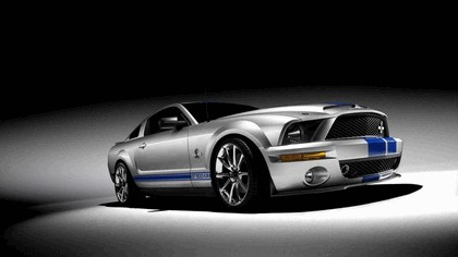 2008 Ford Mustang Shelby GT500KR Cobra - 40th anniversary edition 1