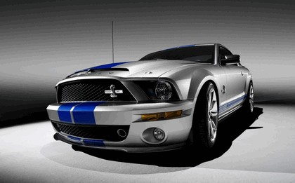 2008 Ford Mustang Shelby GT500KR Cobra - 40th anniversary edition 4