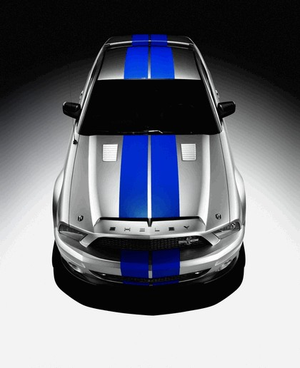 2008 Ford Mustang Shelby GT500KR Cobra - 40th anniversary edition 5