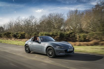 2020 Mazda MX-5 RF GT Sport Tech - UK version 3
