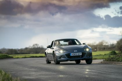 2020 Mazda MX-5 RF GT Sport Tech - UK version 37