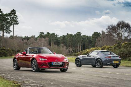 2020 Mazda MX-5 RF GT Sport Tech - UK version 59