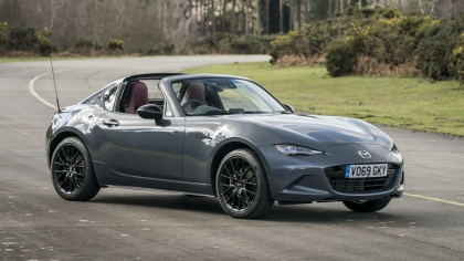 2020 Mazda MX-5 RF GT Sport Tech - UK version 5