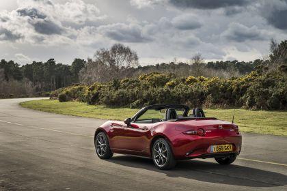 2020 Mazda MX-5 Convertible Sport Tech - UK version 5