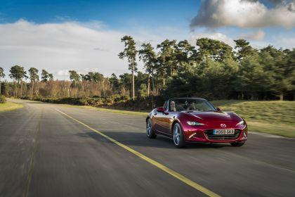 2020 Mazda MX-5 Convertible Sport Tech - UK version 23