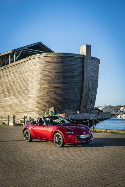 2020 Mazda MX-5 Convertible Sport Tech - UK version 39