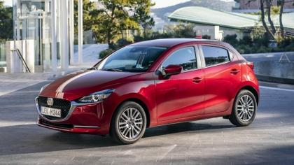 2020 Mazda 2 5