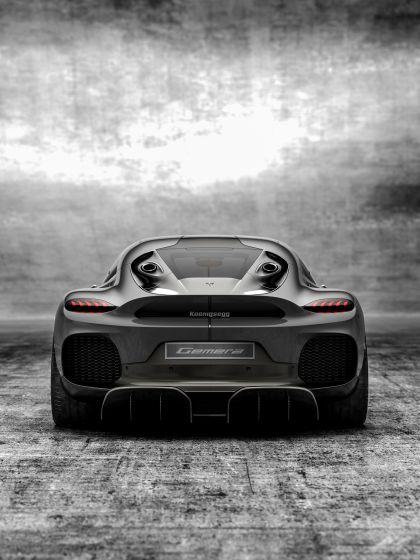 2020 Koenigsegg Gemera 12