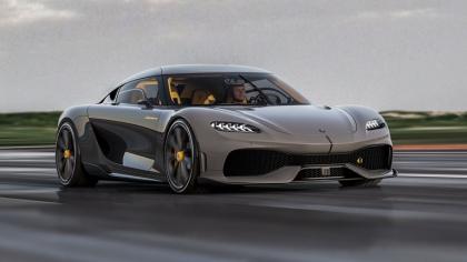 2020 Koenigsegg Gemera 3