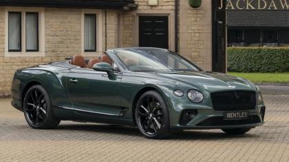 2020 Bentley Continental GT convertible Equestrian edition 1