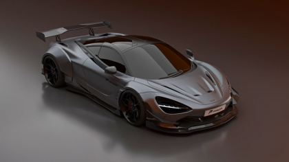 2020 McLaren 720S by Prior Design 8