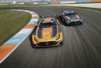 2020 Mercedes-AMG GT4 4