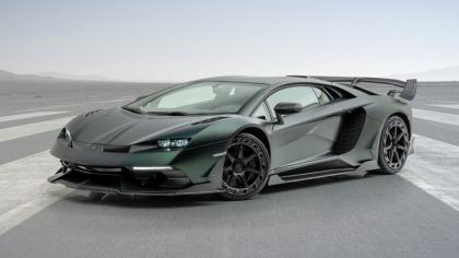 2020 Mansory Cabrera ( based on Lamborghini Aventador SVJ ) 8