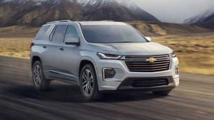 2021 Chevrolet Traverse High Country 3