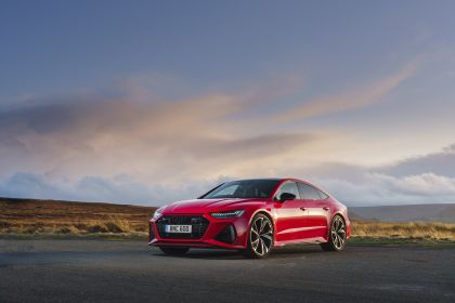 2020 Audi RS 7 Sportback - UK version 1