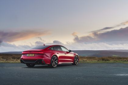 2020 Audi RS 7 Sportback - UK version 4