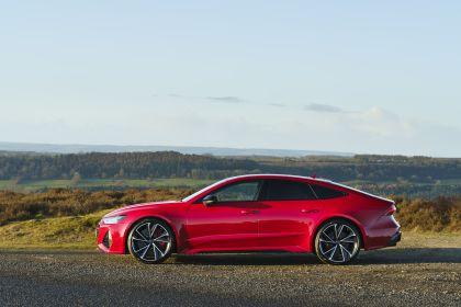 2020 Audi RS 7 Sportback - UK version 8